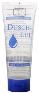 Duschgel Sensitive 250 ml